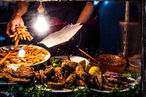 Fish&Chips estilo Morocco