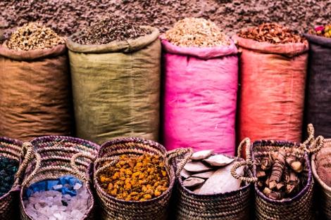 Especias de Marruecos