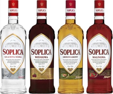 Variedades de vodka