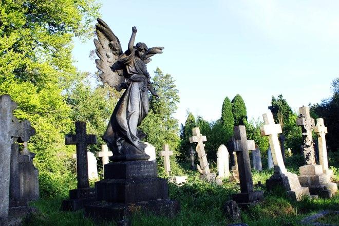 Southampton Old Cemetery, un cementerio con encanto