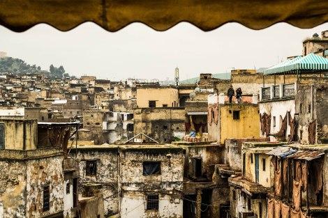 Barrio de los Curtidores, Fez