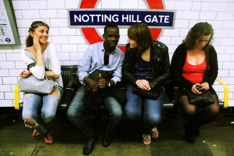 Estación de Notting Hill