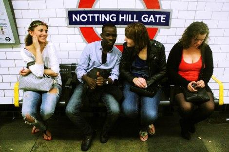 Estación de Notting Hill