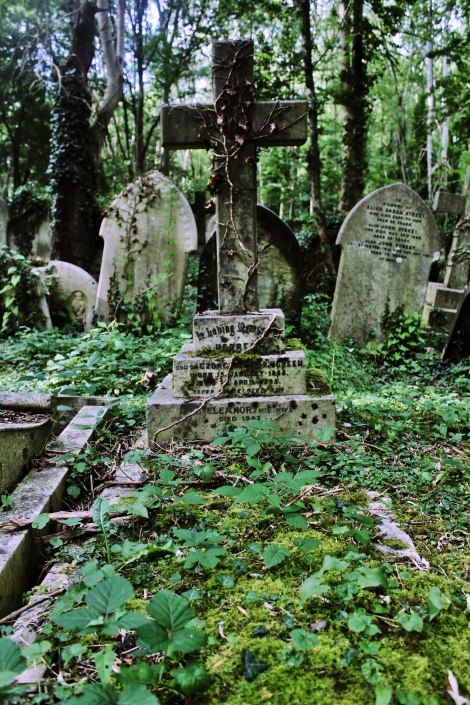 Highgate Cemetery, Londres