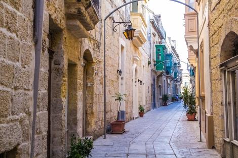 Ciudad antigua de Mdina