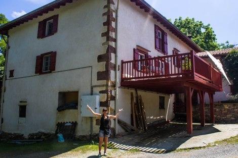 La casa de Aline, flipando la flipela