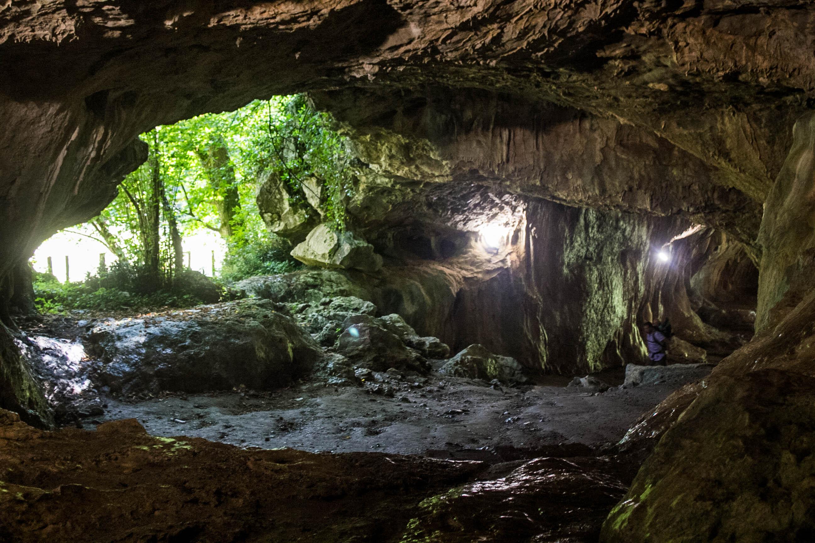 Cueva Cohatichan