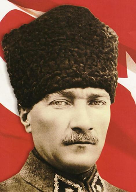 Atatürk, padre de la República de Turquía