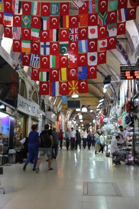 Banderas turcas, banderas turcas everywhere