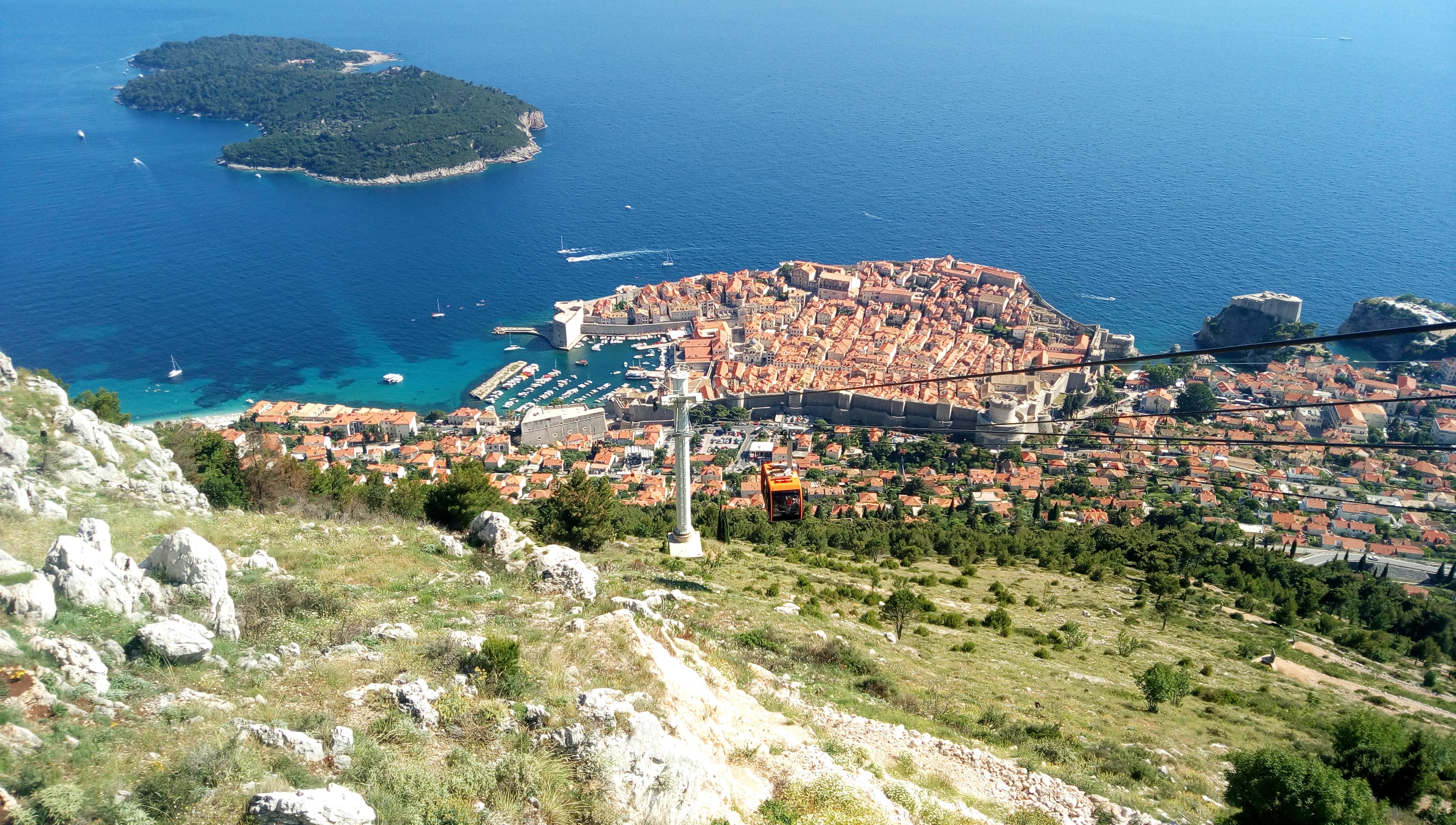 Funicular de Dubrovnik